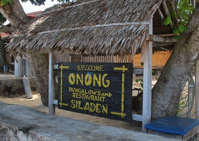 Onong Resort, Siladen Island