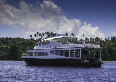 Dive Boat Aquatica