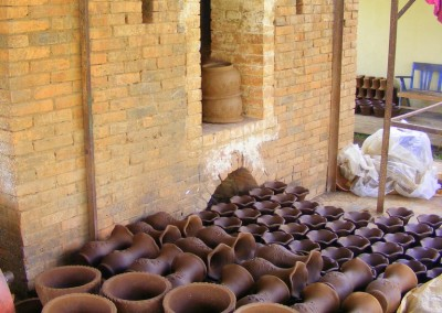 Pottery in Pulutan Village