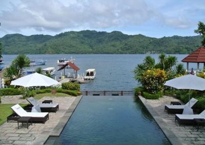 Lembeh Island & Pool