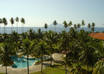 View to Manado Tua