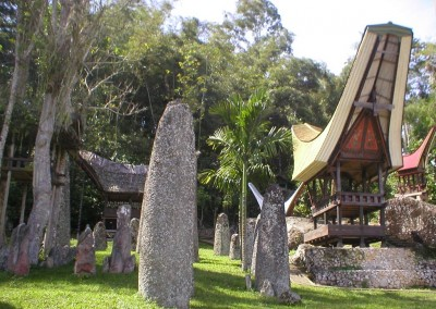 Rante circular stones
