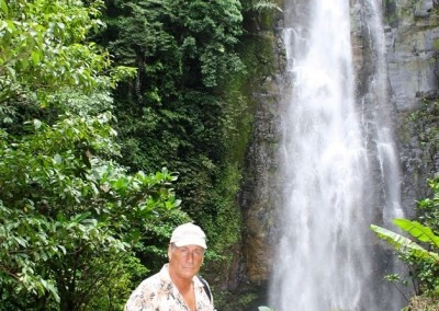 Tunan Waterfall