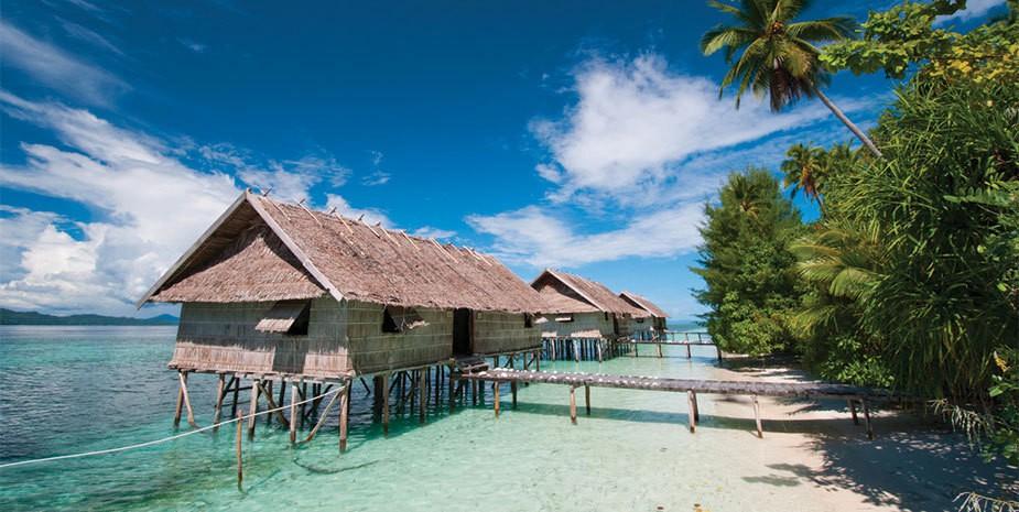 Kri eco resort raja ampat dive packages - Raja ampat explorers dive resort ...
