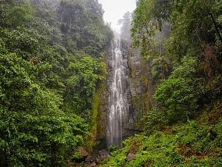 Tunan Waterfall Tour