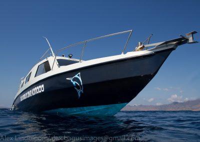 Toby speedboat
