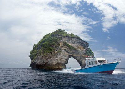 Gangga Divers Boat