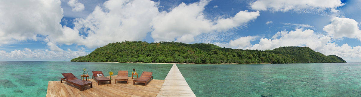 Selayar Dive Resort Pier