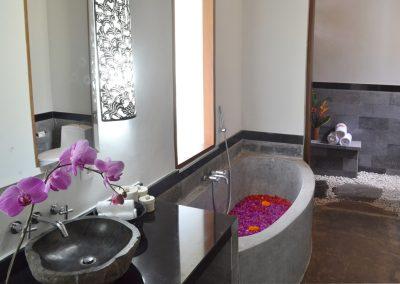 Bath tub & shower
