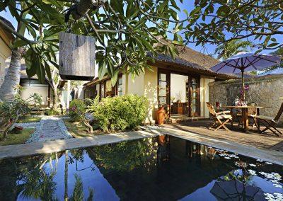 Grand Courtyard Villa