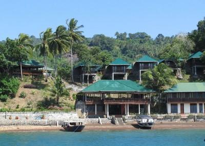 Bastianos Lembeh Diving Resort