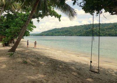 Beach, Lembeh Island
