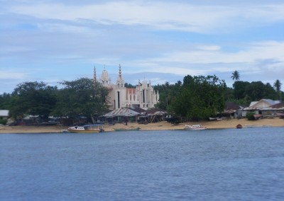 Bunaken Church