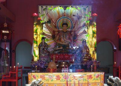 Vihara Buddhayana (Buddhist Temple)