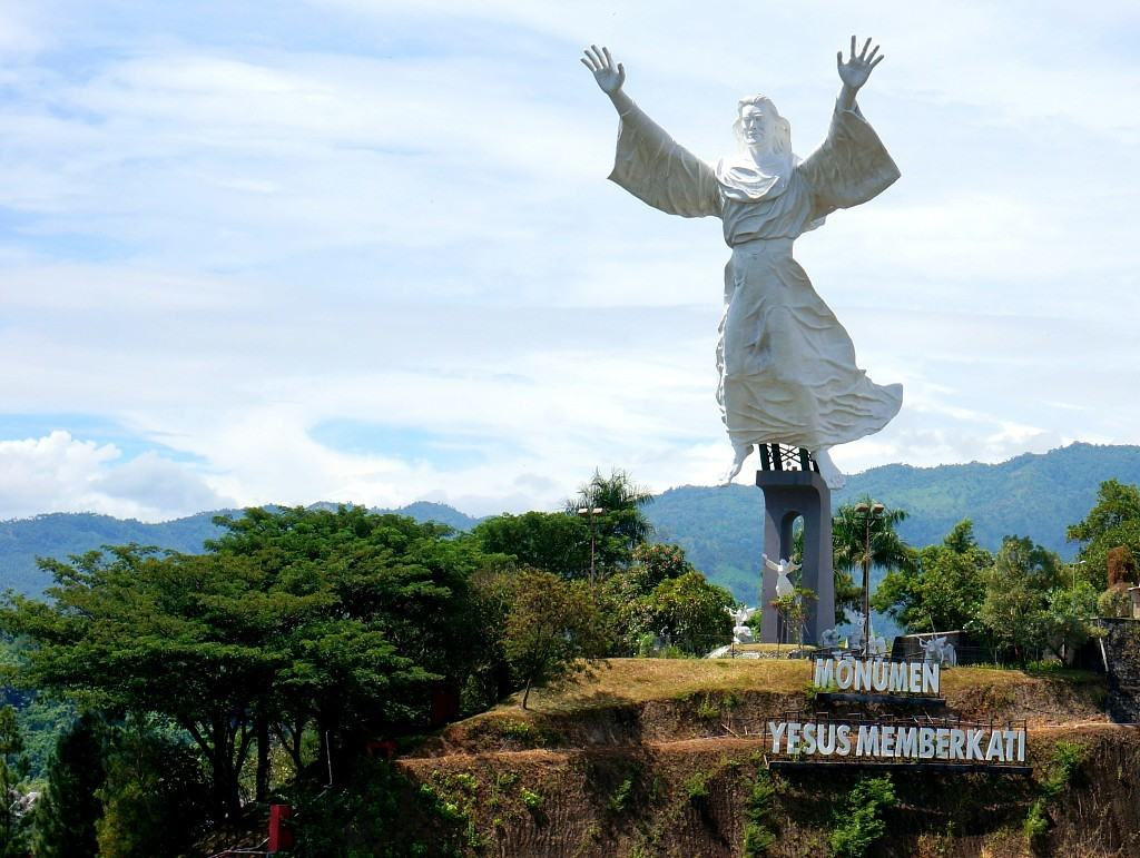 Manado City Tour With Tours Amp Travel