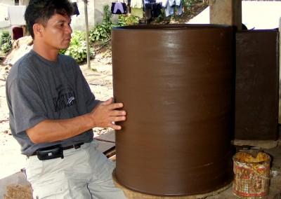 Pottery in Pulutan Village
