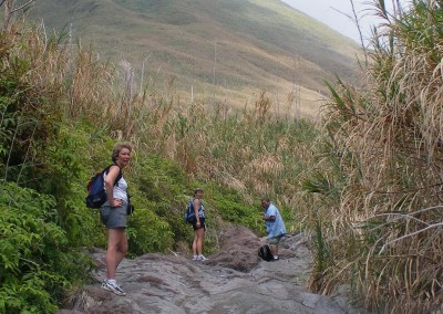 Trail to Lokon