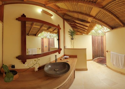 Villa Tabisasu, Bathroom