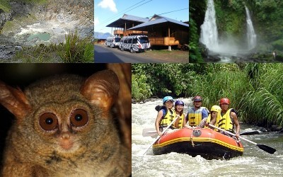 Minahasa Adventure Packages, 5D/4N