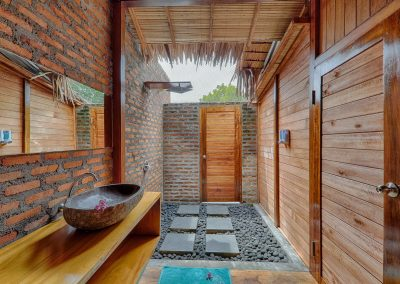 Beach View Cottage, Bathroom