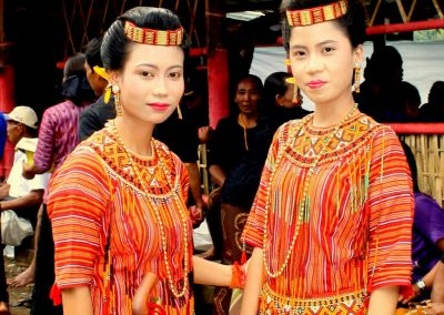 Toraja Traditional dress