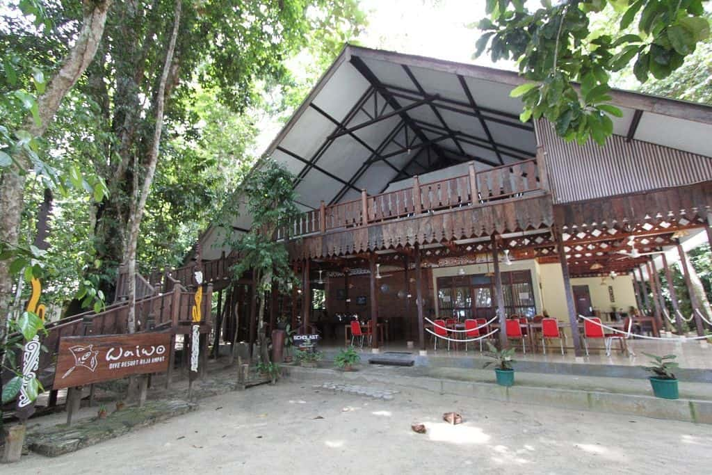 Waiwo Dive Resort, Raja Ampat