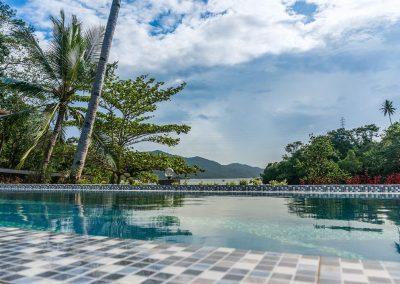 Thalassa Lembeh pool