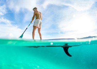 Pedal surf