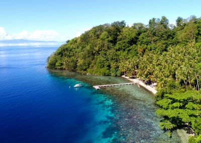 Sali Bay Resort, Halmahera