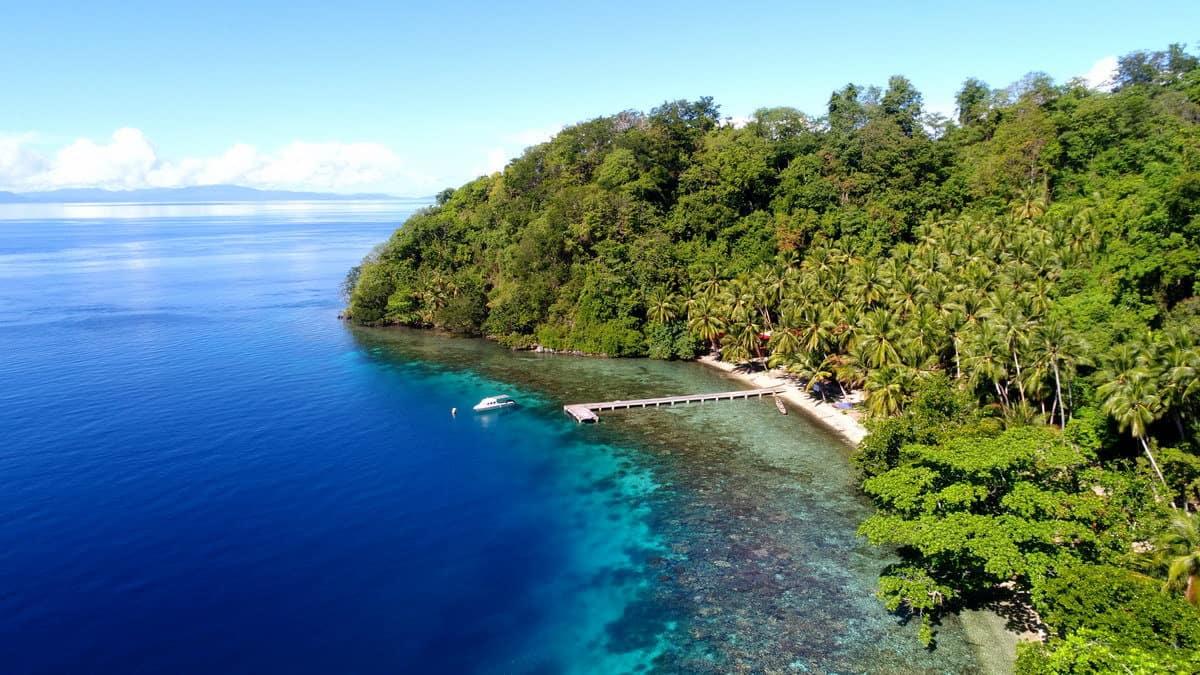 Sali Bay Resort Moluccas