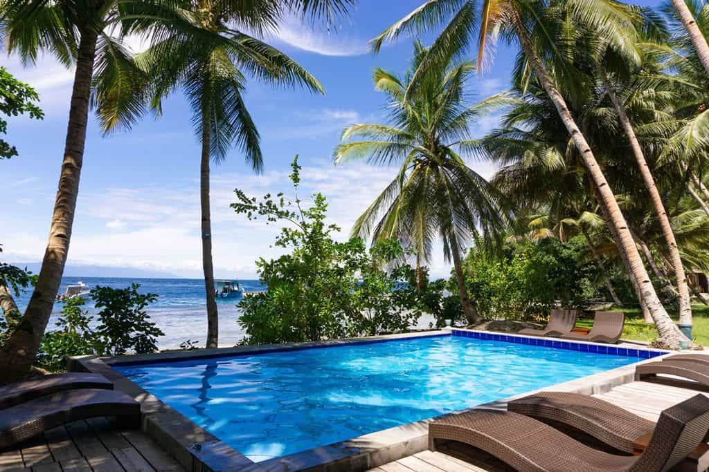 Sali Bay Resort, pool