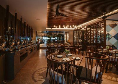Vira Bali-Dedari Kitchen-