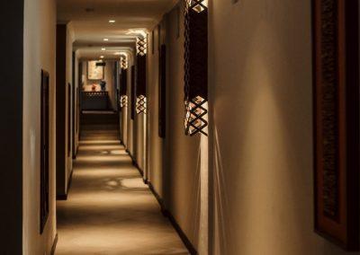 Vira Bali-Hotel Corridor