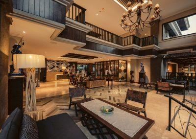 Vira Bali-Lobby