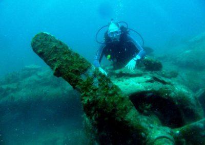 BM-5 wreck