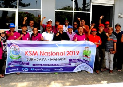 Majapahit Group - National Madrasah Science Competition (KSM) Sept. 2019