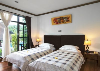 Poolview Room